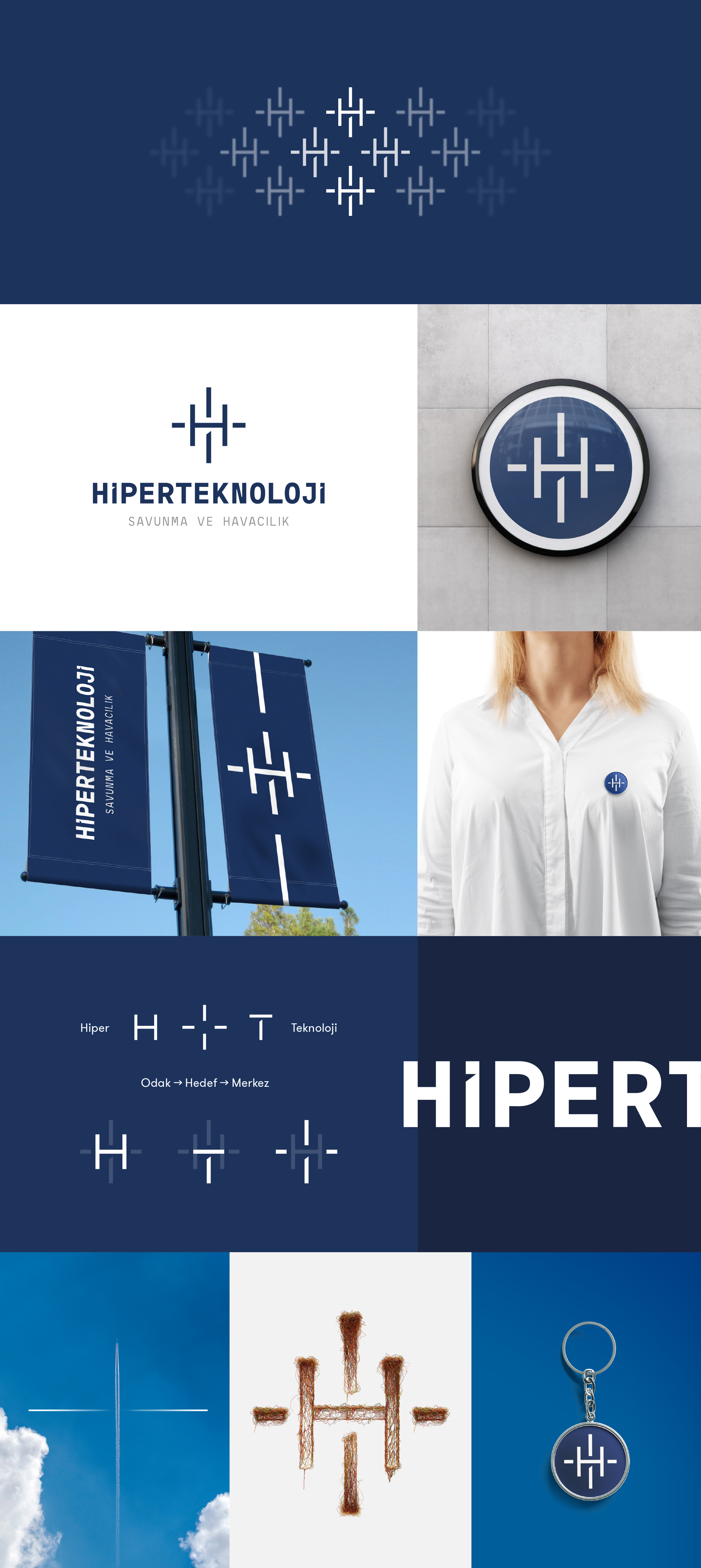Ankara kurumsal kimlik tasarımı  Hiperteknoloji