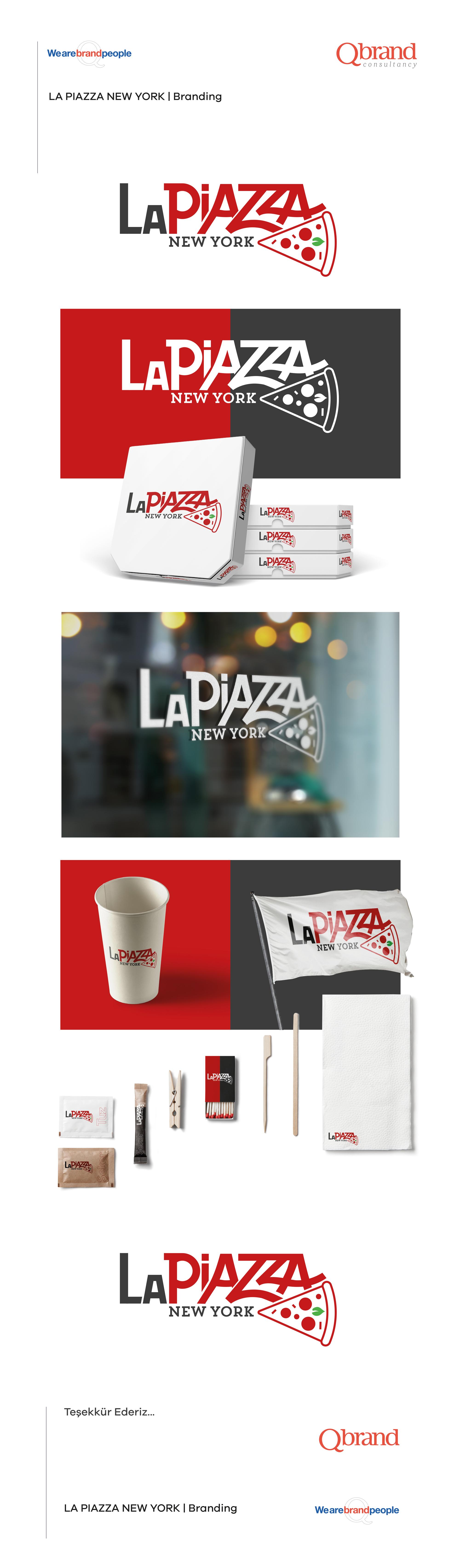 Ankara kurumsal kimlik tasarımı  Lapiazza