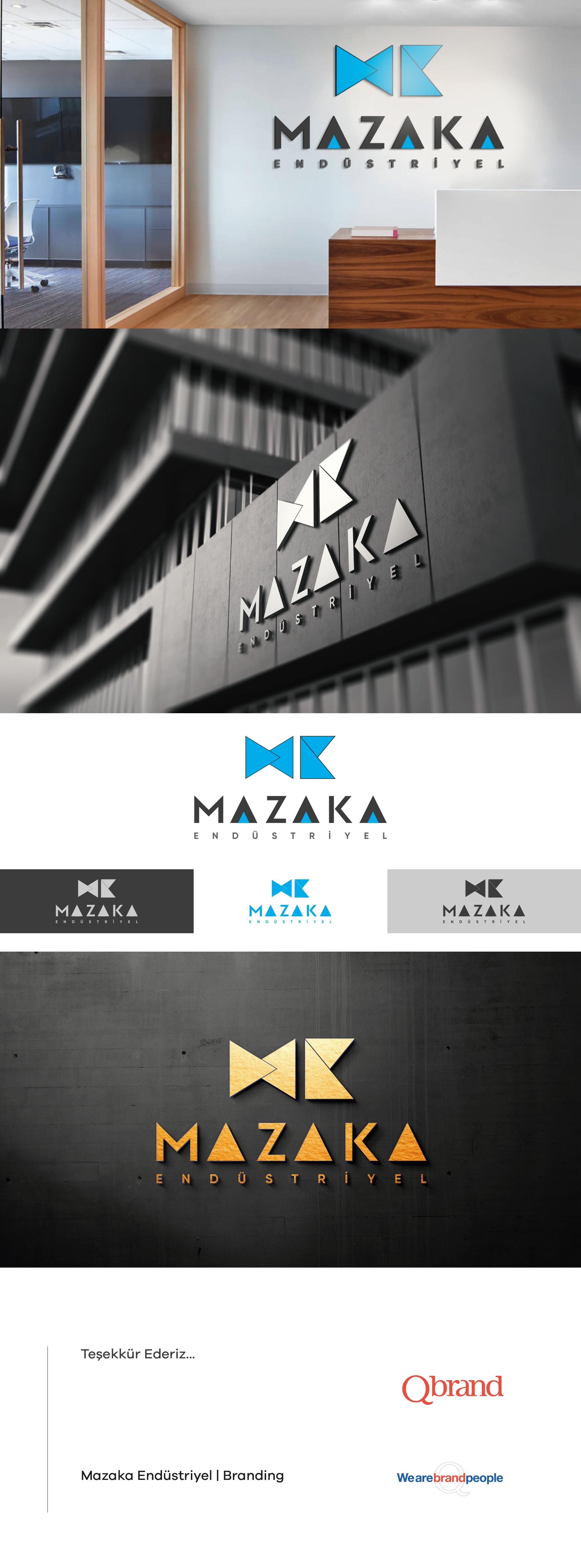 Ankara kurumsal kimlik tasarımı  Mazaka
