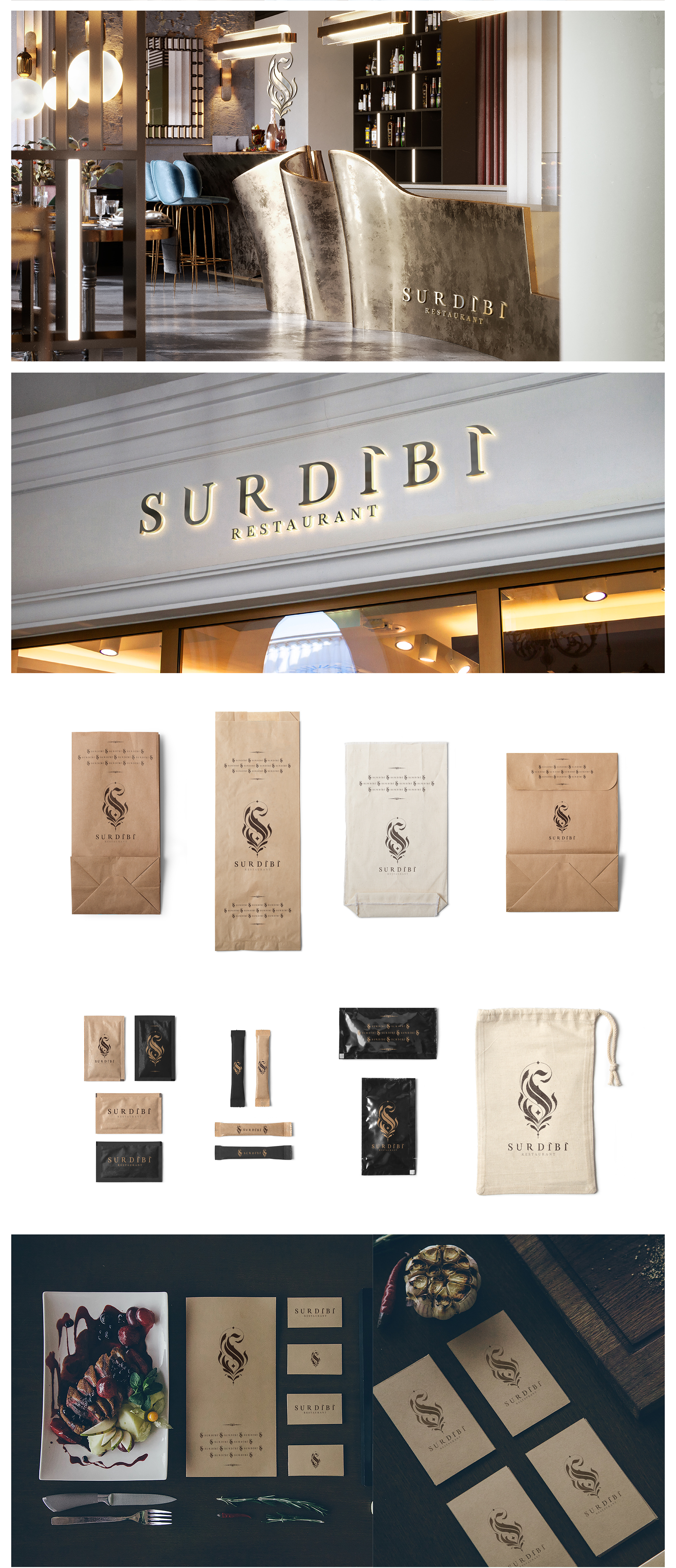 Ankara kurumsal kimlik tasarımı  Surdibi